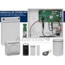 Centrale avec transmetteur intégré GSM/GPRS/LAN